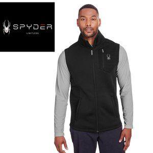 Spyder Insulated Fleece Vest - XL